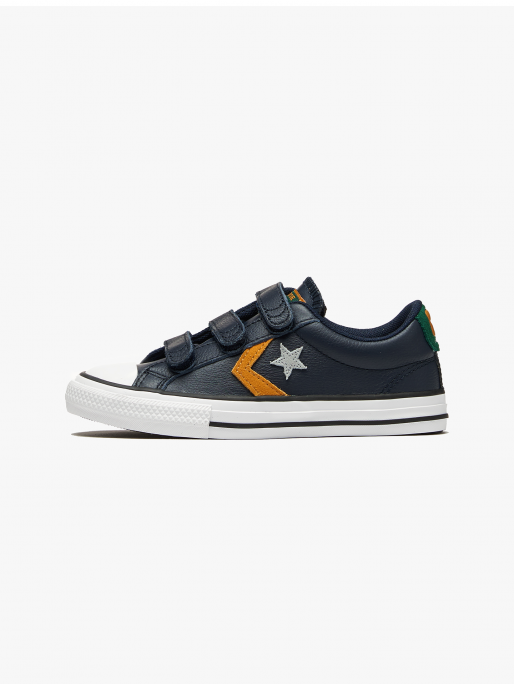 Converse Star Player Leather Twist Easy-On Ox K