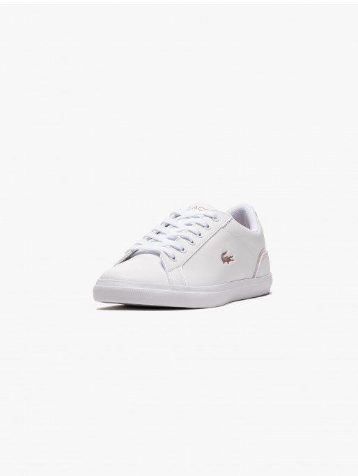 Lacoste Lerond Synthetic Iridescent Jr