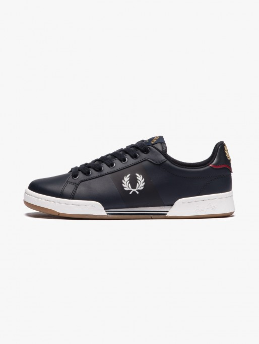 Fred Perry B722 Bonded Leather